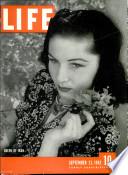 1942年9月21日
