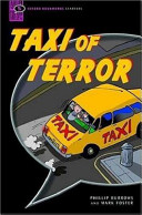 Taxi of Terror: Comic-strip (Oxford Bookworms Starters)