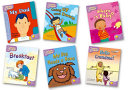 Oxford Reading Tree: Stage 1+: Snapdragons: Pack (6 Books, 1 of Each Title)
