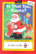 Is That You, Santa? (All Aboard Reading)