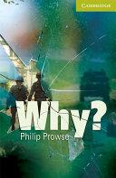 Why? Starter/Beginner Paperback (Cambridge English Readers)