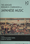 The Ashgate Research Companion to Japanese Music (Soas Musicology Series)