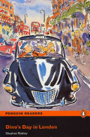 Dino's Day in London: Easystarts (Penguin Readers Simplified Text)