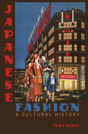 Japanese Fashion: A Cultural History