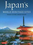 Japan's WORLD HERITAGE SITES UNIQUE CULTURE,UNIQU  第2版