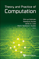 Theory and Practice of Computation: Proceedings of Workshop on Computation: Theory and Practice Wctp2015